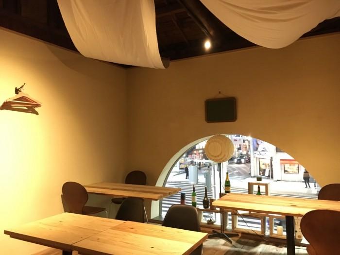 2F客席 店内 cafe カフェ