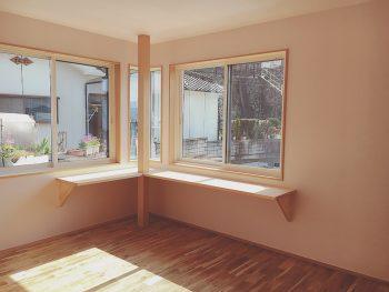 コーナー窓