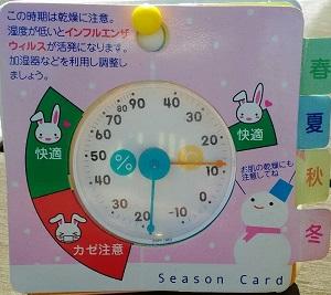 サンルーム 外 2月中旬 寒い!!
