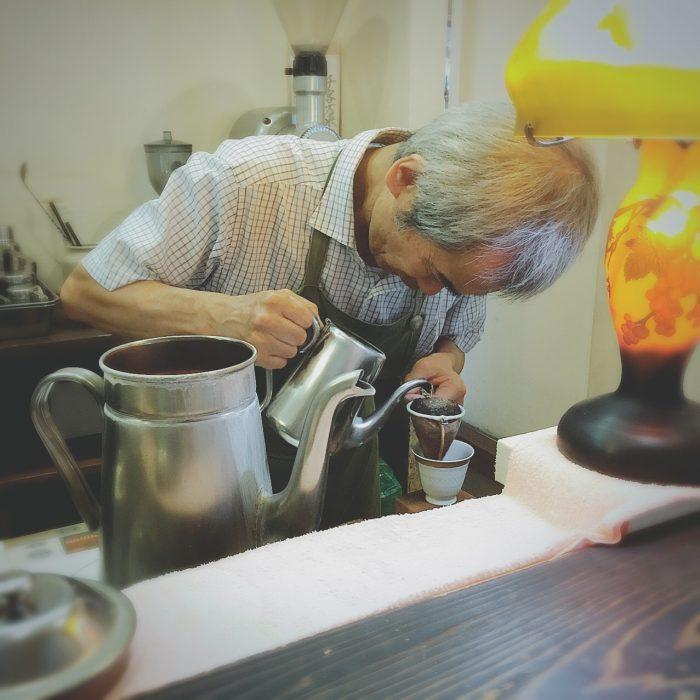 珈琲 コーヒー